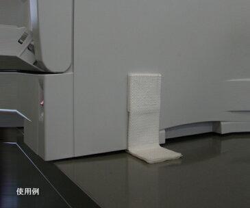 粘着式耐震ベルト連結ベルト R-25 白 【アズワン】