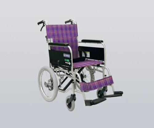 車椅子(アルミ製・背折れタイプ) ノーパンク エコネイビー:Shop de clinic