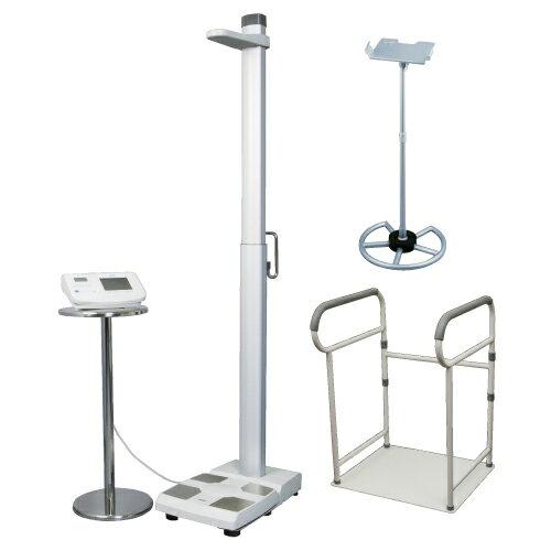 体組成計付自動身長体重計(検定品) オプション 昇降補助...