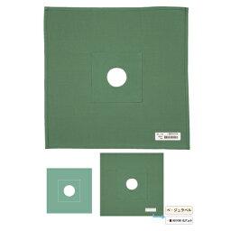 一重四角巾(丸穴) 600×600mm Ad-90302-566