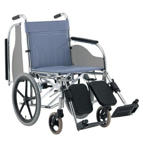 【無料健康相談付】車いす(スチール製)介助用  B−36 背固定・エレベーティング CM-230【02P06Aug16】:Shop de clinic