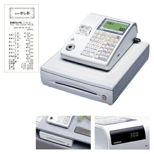 【送料無料】【無料健康相談付】電子レジスター ホワイト TE-300【02P06Aug16】