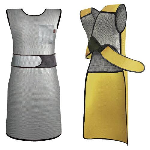 【無料健康相談 対象製品】放射線防護用前掛 フィットエプロン  イエロー LL2.5kg WFA4-25LL【02P06Aug16】:Shop de clinic