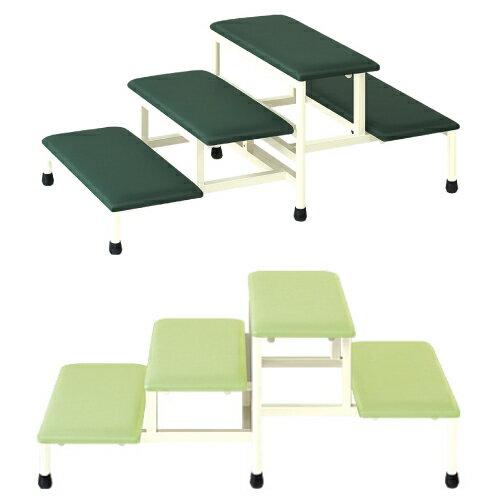 【無料健康相談 対象製品】トレーニングステップ  レッド W560×L1090×H420mm TB-769【02P06Aug16】:Shop de clinic