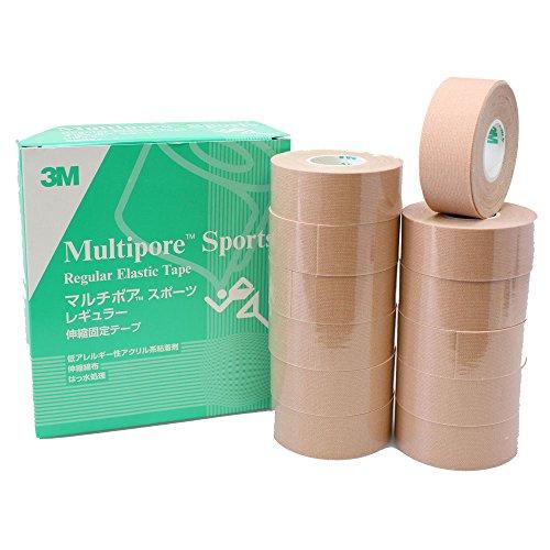 3M マルチポア スポーツ レギュラー伸縮固定テープ