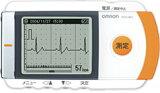 【展示品処分】オムロン 携帯型心電計 HCG-801 印刷用ソフトセット   【特定管理】