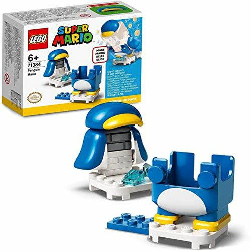 10倍  レゴ(LEGO)スーパーマリオペンギンマリオパワーアップパック71384レゴマリオコスチュームお誕生日クリスマスプレ