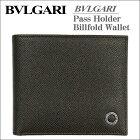 ブルガリ二つ折り財布パスケース付BVLGARIBLVGARI36329ムストギフトプレゼント