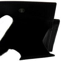 ダンヒルDUNHLL小銭入れ付き二つ折れ財布サイドカーSIDECARブラックL2RF32Aギフトプレゼント父の日誕生日