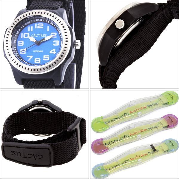 カクタス CACTUS kids キッズ腕時計 子供用時計 ダイバーブルー CAC45-M03  ギフト プレゼント 贈答品 記念品