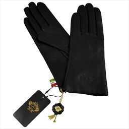 オロビアンコ 手袋 手ぶくろ グローブ NAPPA 洋革 レディス イタリー製 ORL-1582 ブラック ギフト プレゼント