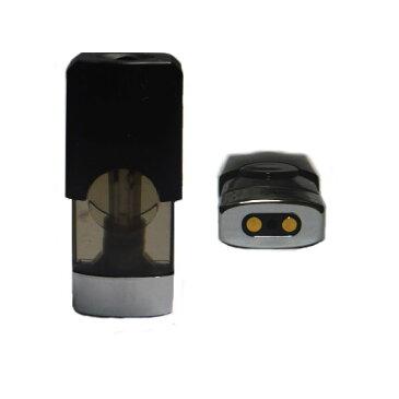 禁煙 節煙 マルマン 電子パイポ ステイック用交換用カートリッジ ブラックミント 2ヶ入り 5個セット