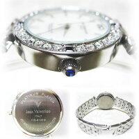 工芸品のような高級感が漂うジュエリーコレクションアイザック・バレンチノ腕時計IVG-9100-1