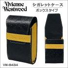 ヴィヴィアンウエストウッド【VivienneWestwood】タバコ入れシガレットケースモノグラムBKVW-9434