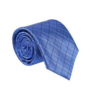 カルバンクライン ネクタイ メンズネクタイ ブルー系 ポストへ投函のメール利用 ギフト包装不可