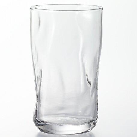 てびねりフルード タンブラー12 3個入 Natural Object Tebineri fluid グラス コップ ガラス食器 石塚硝子 アデリア 誕生日プレゼント