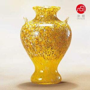 白神山黄葉花器