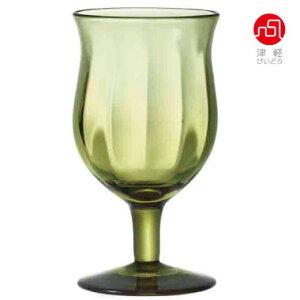 七里長浜台付きグラス