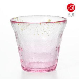 氷華金彩ロックグラス