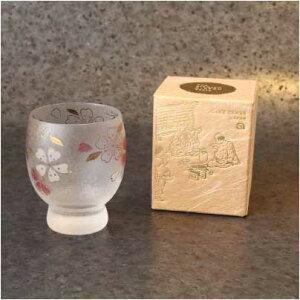 四季めぐり桜酒グラス