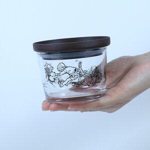 クラシックプー/スタックミニ容器ペア【グラス/ガラス食器/アデリア/石塚硝子】
