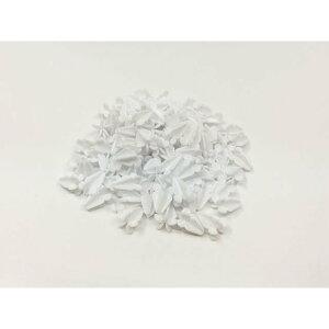 クラウンフラワー ホワイト純白 100個 CR01B