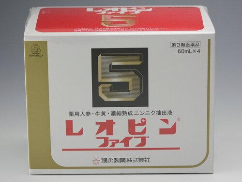 レオピンファイブ4本入