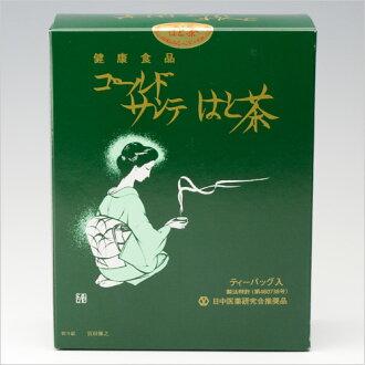 ゴールドサンテ with tea germination adlay tea 40 bag