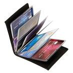 超極薄 五次元ポケット カードケース 不思議なポッケ 24枚 診察券 レンタル ビデオ ナナコ ワオン 整理 大人 おしゃれ  ◇RZ-GOZIPOKE