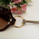 グラスホルダーペンタゴンリングめがねホルダーネックレスペンダントサングラスかけ眼鏡ホルダーメンズレディース【楽ギフ_包装】