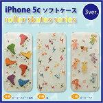 iPhone5専用ケースローラースケート・ローラーベアクリアソフトケースTPUケース
