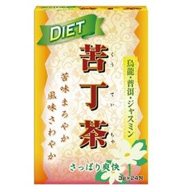 ダイエット苦丁茶 24包 【正規品】 ※軽減税率対応品 くうていちゃ  くていちゃ