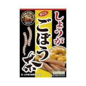 皮ごと しょうがごぼう茶 4.5g*20包 【正規品】