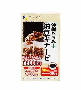 ファイン 沖縄もろみ+納豆キナーゼ 450mg*90粒 【正規品】