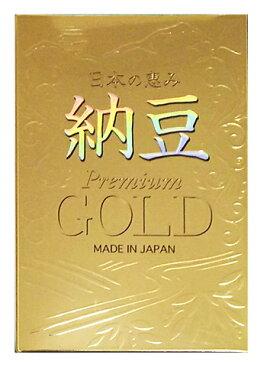 【10個セット】 【送料・代引き手数料無料】日本の恵み 納豆 GOLD(ゴールド) 330球 ×10個セット 【正規品】 ※軽減税率対応品MADE IN JAPAN