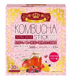 【1ケース分】【36個セット】ユーワ KOMBUCHA STICK 30包 コンブチャ スティック×36個セット 【正規品】 ※軽減税率対応品