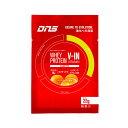 【3個セット】  DNS ホエイプロテイン ビタミン クリアオレンジ風味 22g×3個セット 【正規品】 ※軽減税率対応品