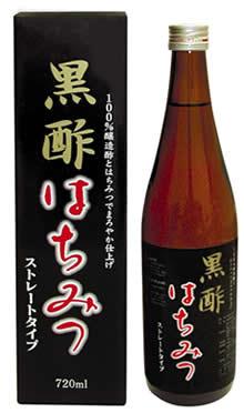 黒酢はちみつ 720ml ストレートタイプ マルイ 【正規品】 ※軽減税率対応品