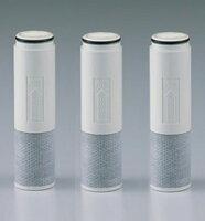 パナソニックシャワー混合水栓(浄水器内蔵型)交換用カートリッジ(3本入り)【SESU10300SK1】(SU10300SK1)