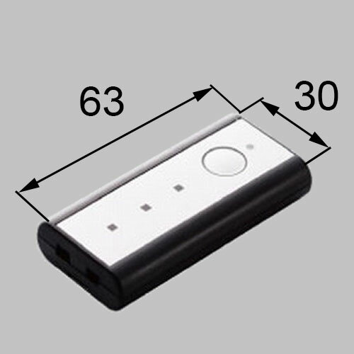 LIXIL リクシル 玄関ドア部材タッチキー・システムキー用 追加リモコンキー