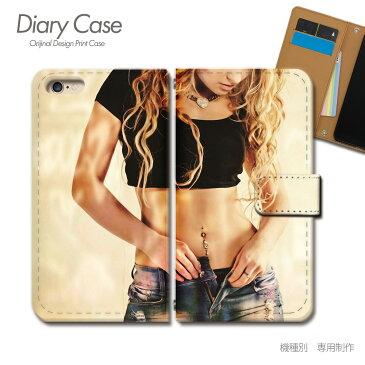 DIGNO G 手帳型ケース 601KC PHOTO 女性 セクシー モデル スマホケース 手帳型 スマホカバー e018502_01 京セラ ディグノ でぃぐの
