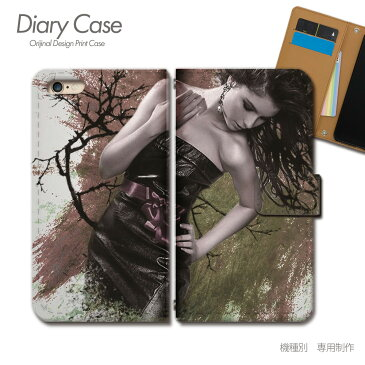 Galaxy Feel2 手帳型ケース SC-02L PHOTO 女性 セクシー 下着 スマホケース 手帳型 スマホカバー e018504_05 ギャラクシー ぎゃらくしー プラス