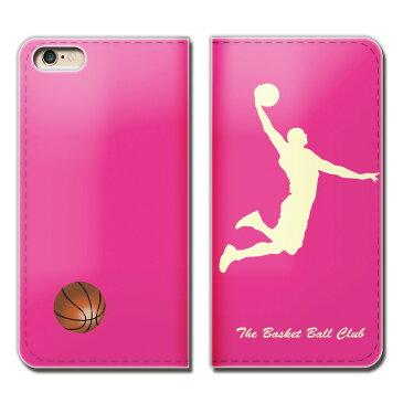 iPhone SE 第2世代 iPhoneSE2 スマホ ケース 手帳型 ベルトなし 部活 バスケ部 サークル クラブ スマホ カバー 部活02 eb16001_05