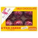 タンノック ミルクチョコレート ティーケーキ 6個入り 14