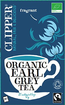 Clipper Earl Grey 20bags クリッパー (Clipper)アールグレイティパック 20袋 アールグレイ 【英国直送品】