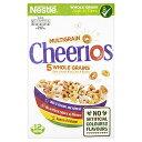Nestle Cheerios (375g) ネスレ チェリオス シリアル 海外【英国直送品】