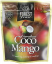 Forest Feast Premium Fruit Doypacks Coco Mango 150 g (Pack of 4)