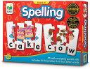 スペリング パズル 英語学習 えいご 知育玩具 Match It! Spelling Puzzle 4歳から