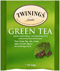 Twinings,GreenTea,20TeaBags,1.41oz(40g)