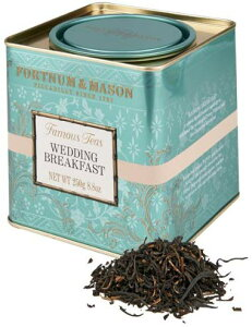 Fornum & Mason Wedding Breakfast 250g x 2 tins フォートナム&メイソン紅茶 ウェディングブレックファスト 250gx2缶 [海外直送品]